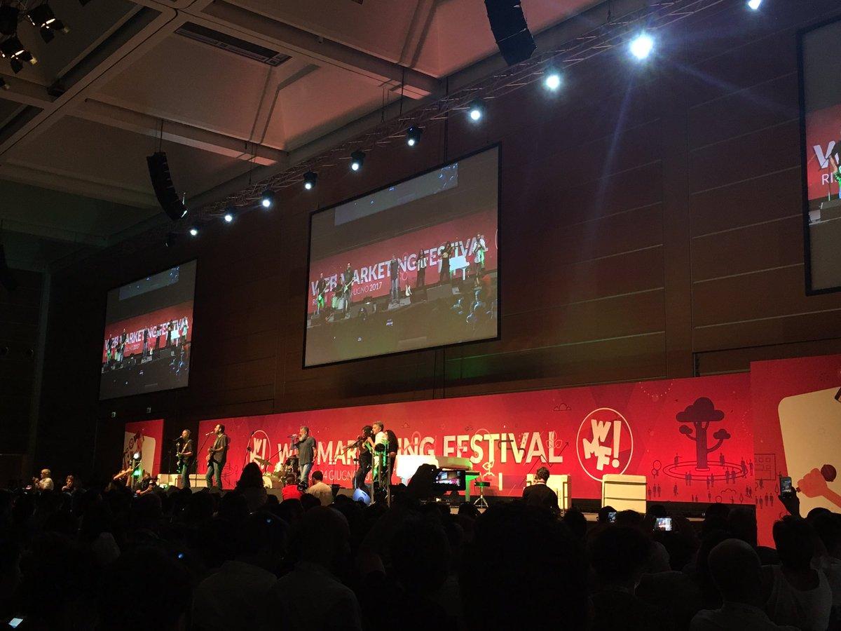 Web Marketing Festival 2018 | Siamo già tutti in attesa