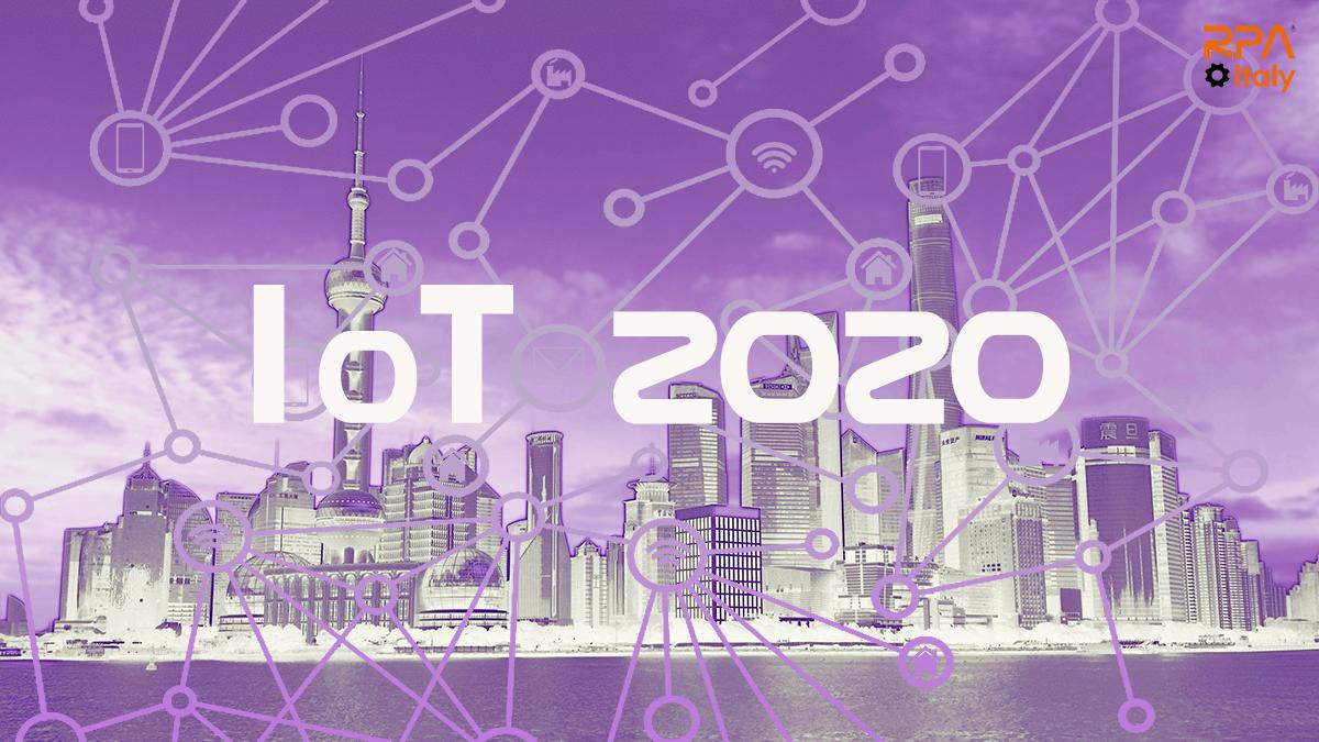 IoT 2020 - immagine evento